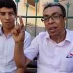 الصحفي حميد المهداوي