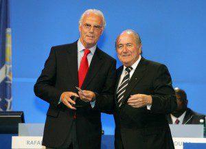 Foot : Franz Beckenbauer
