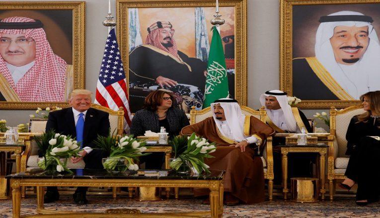 ايقونة بريس - امريكا السعودية