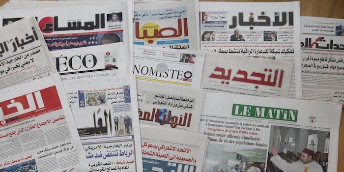 اهتمامات الصحافة