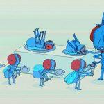 الذباب - يقونة بريس